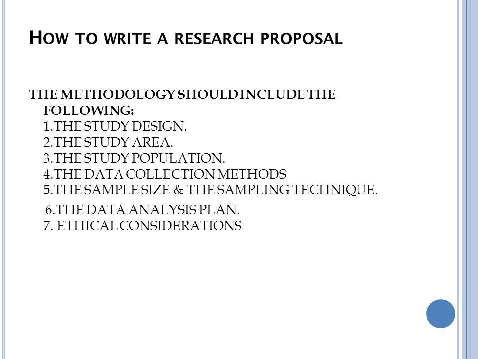 Example of research proposal in education - Get Qualified Custom ...
