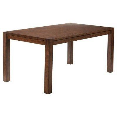 Chandler Dining Table - Dark Oak - OSP Designs : Target