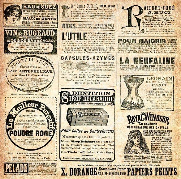 Vintage Newspaper Template - Business Plan Template