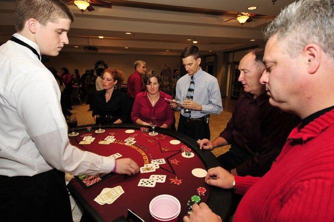 Casino Games & Casino Tables Rental Southern California