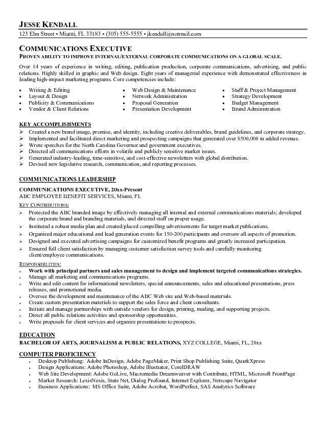Fantastic Resume Samples - Good resumes for perfect Jobs ! | Money ...