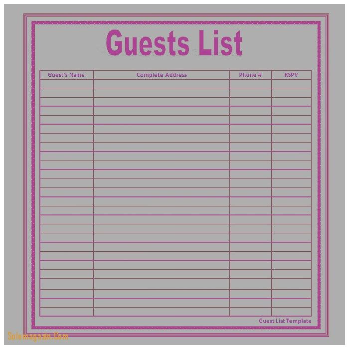 Wedding Invitation. Lovely Wedding Invitation Checklist Template ...