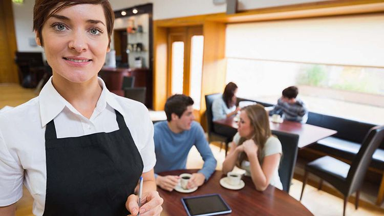 Waiter Job Description | Bramingtons