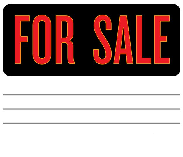 28+ Sale Sign Template | For Sale Signs Free Printable For Sale ...