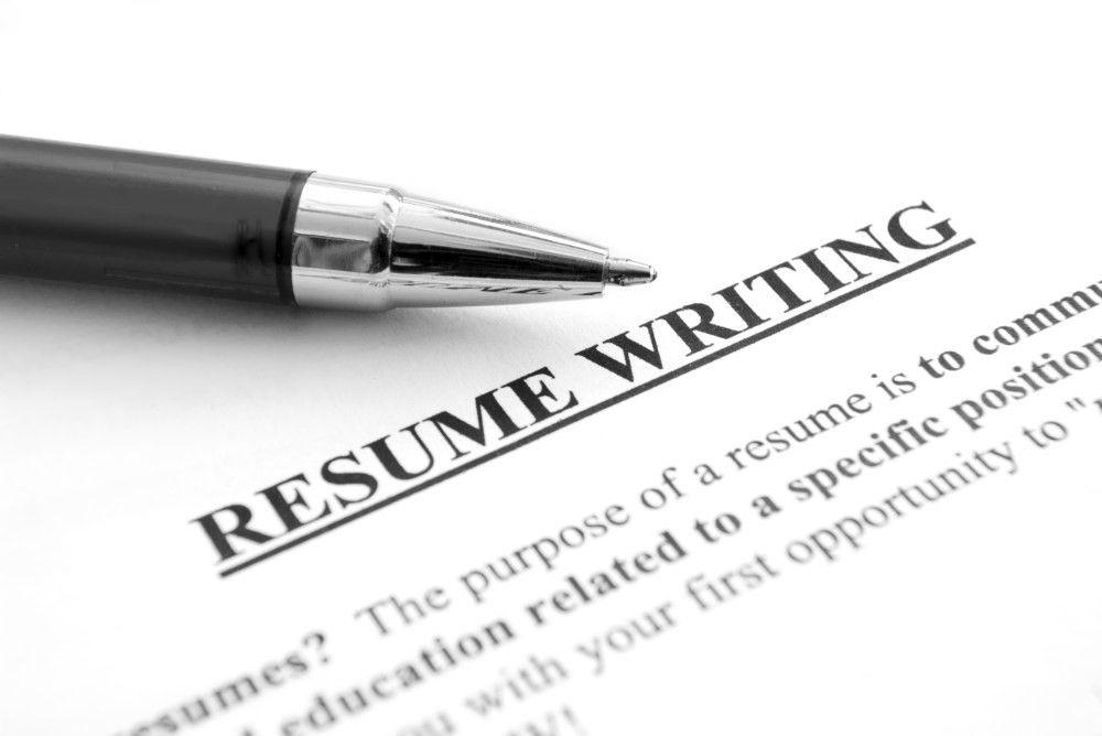 resume-writing-1 - Resume Cv
