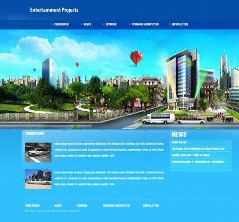 5431 - Real Estate & Building - Website Templates - DreamTemplate