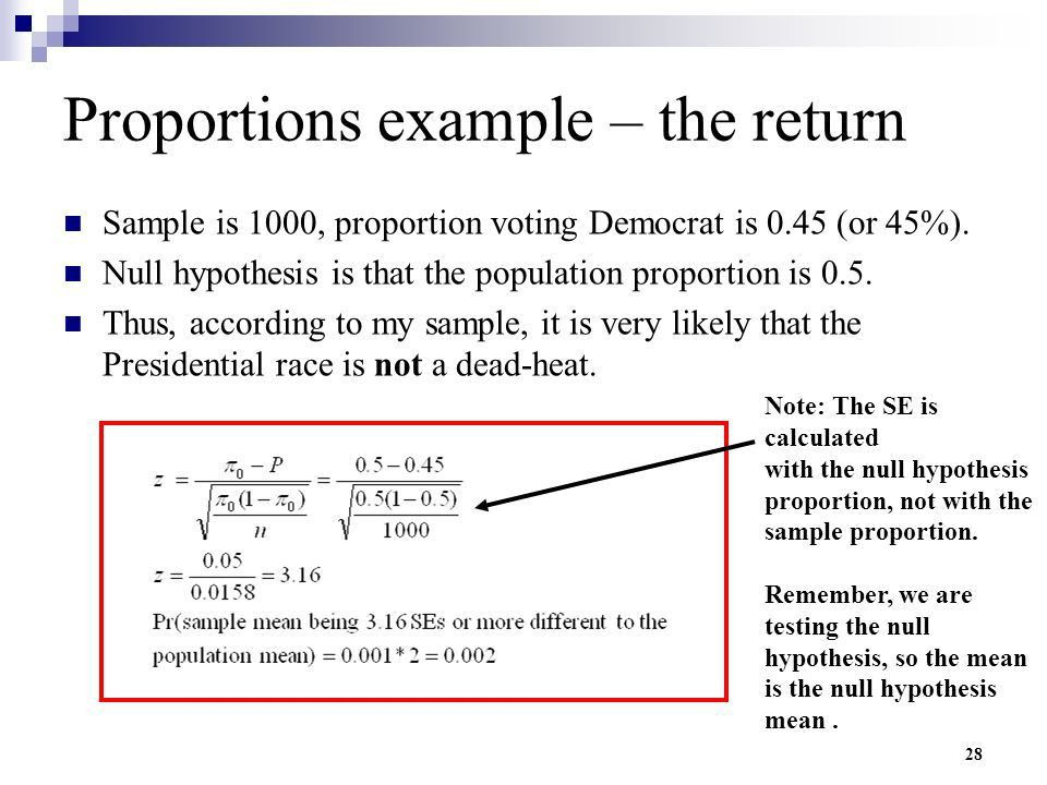 Introduction to Data Analysis. Hypothesis Testing for means and ...