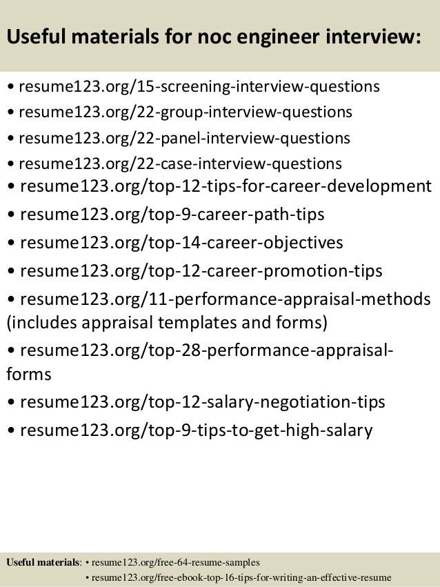 Noc Engineer Sample Resume 22 Desktop Support Engineer Resume ...
