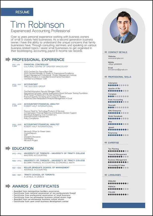 Best 25+ Cv examples ideas on Pinterest | Professional cv examples ...