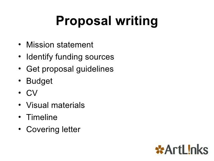 Approaching Galleries U0026 Proposal Writing For Artists