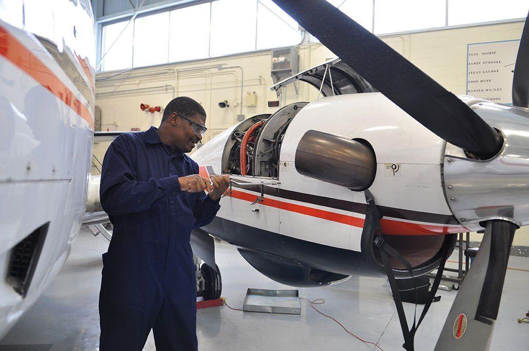 College of the North Atlantic - Program (Aircraft Maintenance ...