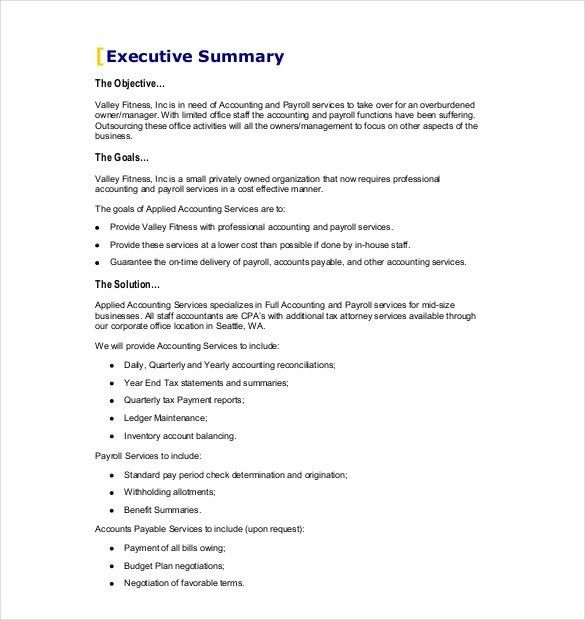 Stunning Business Proposal Template Download Ideas - Best Resume ...