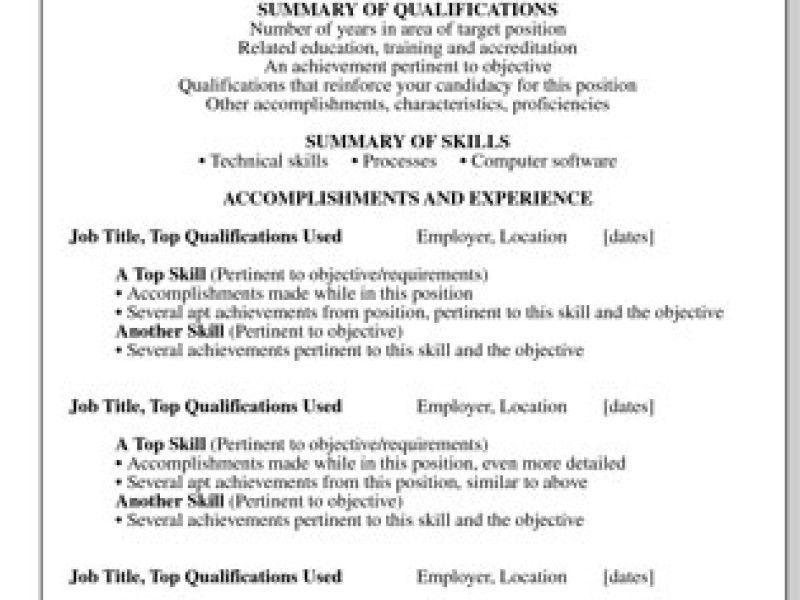 Oceanfronthomesforsaleus Seductive Good Samples Of Basic Resume ...