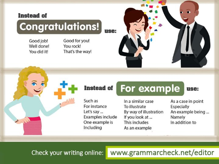 "English Grammar - Other ways to say ""congratulations"" and ""for ..."