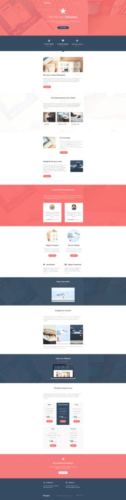 200+ Free Responsive Email Templates   SendinBlue Blog