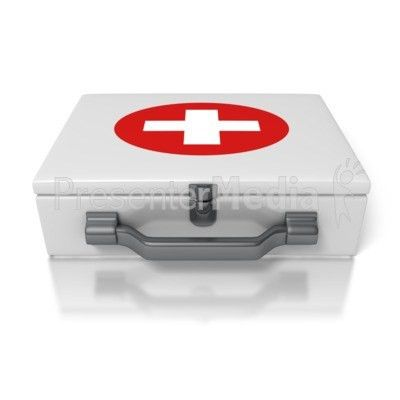 First Aid Kit - Medical and Health - Great Clipart for ...