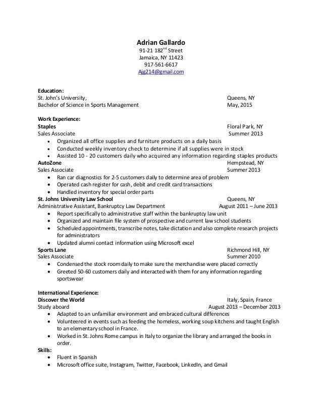 Update Resume | haadyaooverbayresort.com