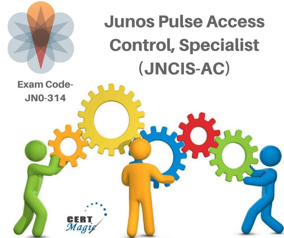 Junos Pulse Access #Control, Specialist (JNCIS-AC) Exam #Code- JN0 ...