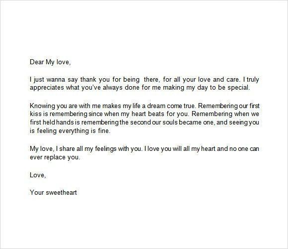 Appreciation Letter - 9+ Free Samples , Examples , Format