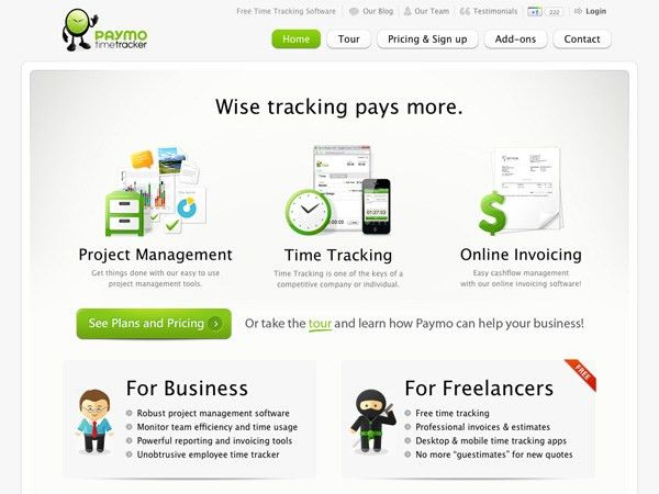 40+ Well Designed Apps for Running Your Freelance Business