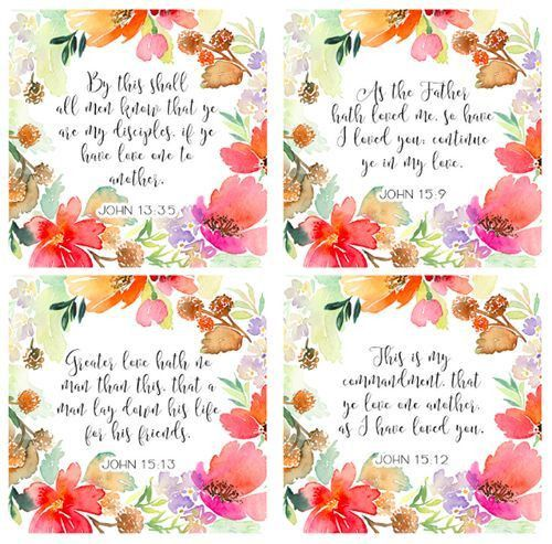 25+ best Free printable scripture ideas on Pinterest | Bible verse ...