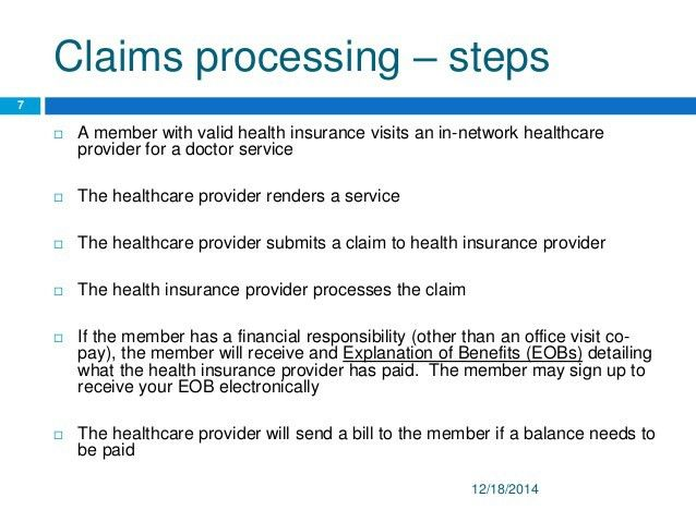 health insurance claims process flow diagram | Periodic & Diagrams ...