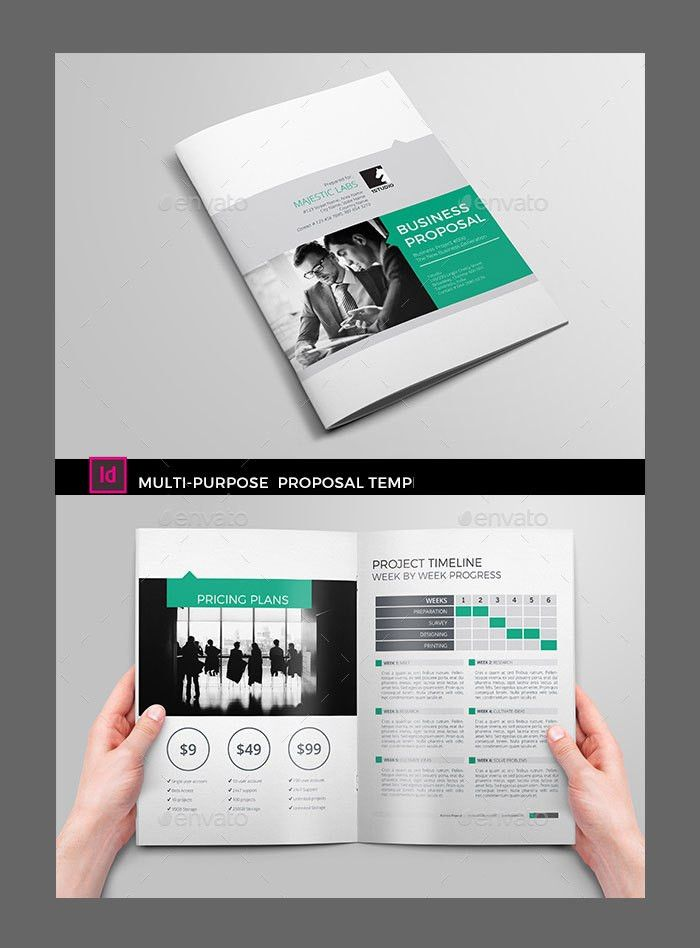 28+ Business Proposal Template Design | 100 Free Word Proposal ...