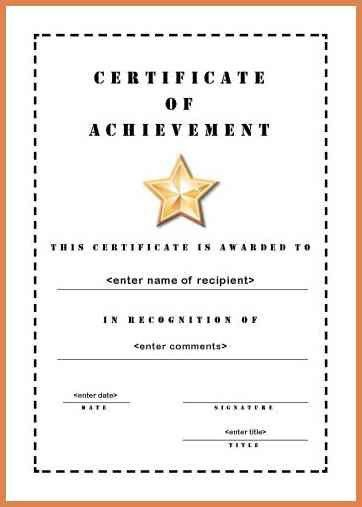 Free Printable Certificate Templates.CAC PUB 103 Certificate Of ...