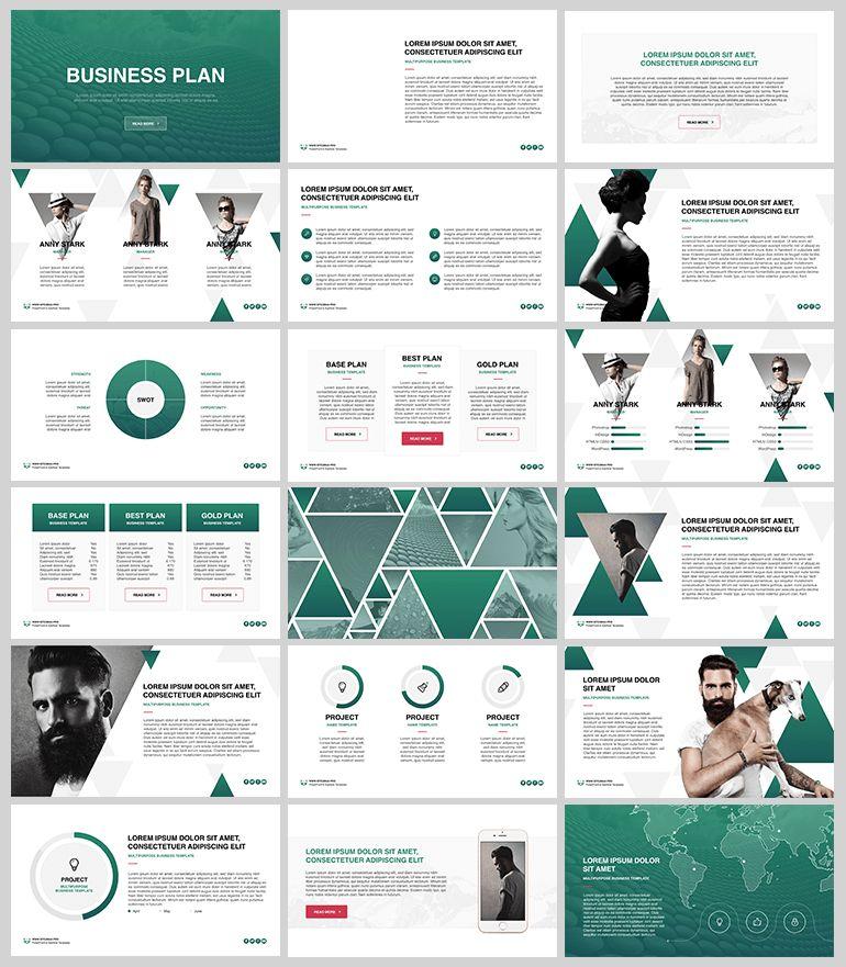 free business presentation templates keynote business plan keynote ...