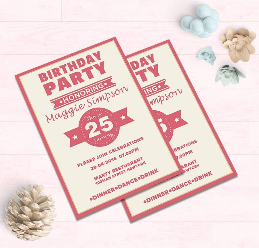 19+ Free Invitation Templates - Wedding, Birthday, Dinner, Reunion ...