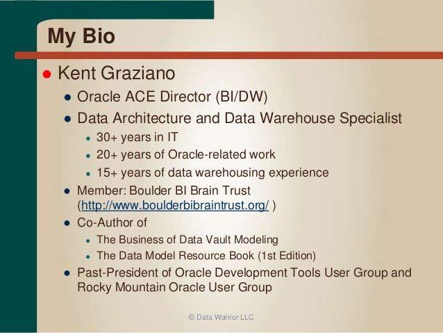 Worst Practices in Data Warehouse Design