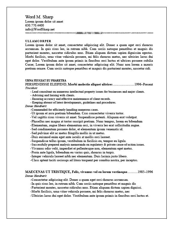 5. good job cv examples brfc dayjob quantity surveyor psw sample ...