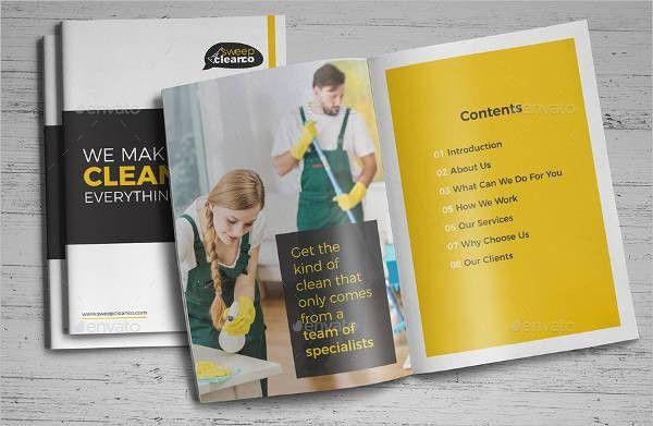 44+ Company Brochure Designs | Design Trends - Premium PSD, Vector ...