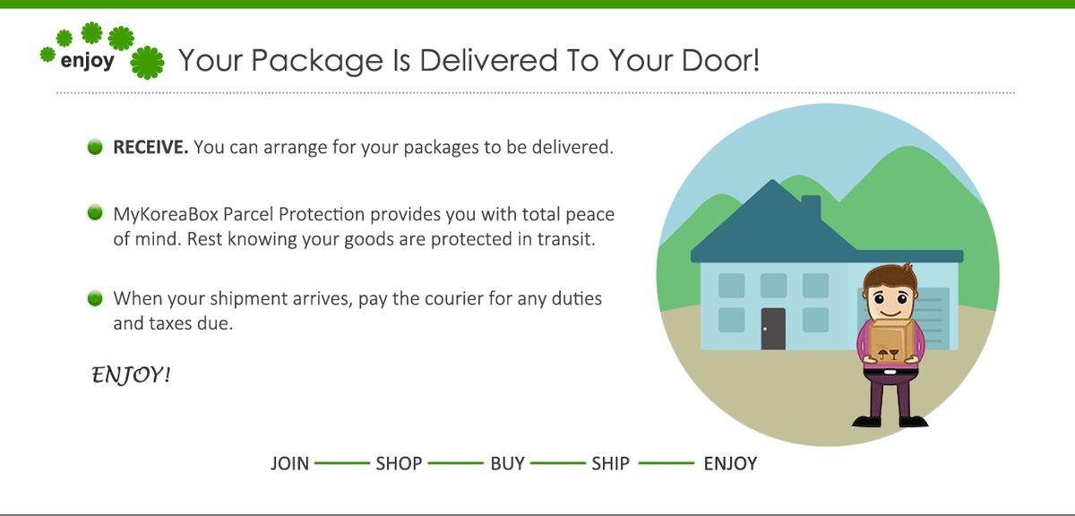 Personal Shopper - MyKoreaBox.com