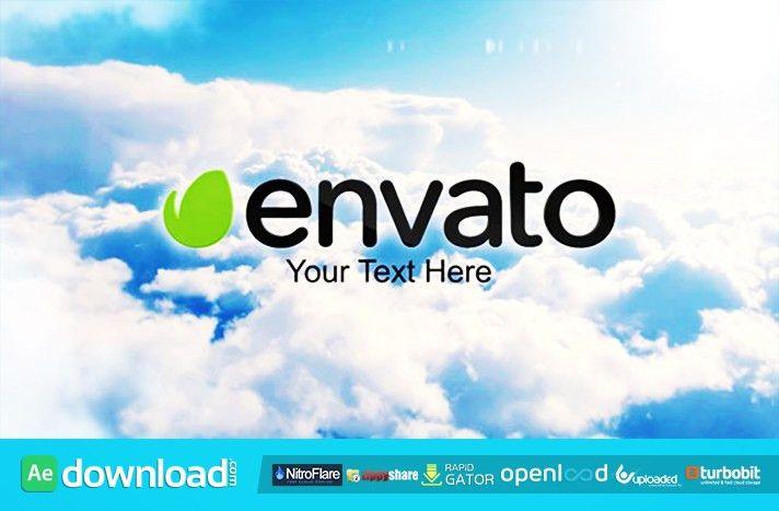 CLOUDS INTRO FREE DOWNLOAD| VIDEOHIVE TEMPLATE - Free After ...