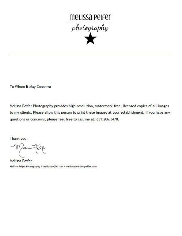 Print Release Form Template | Template Business