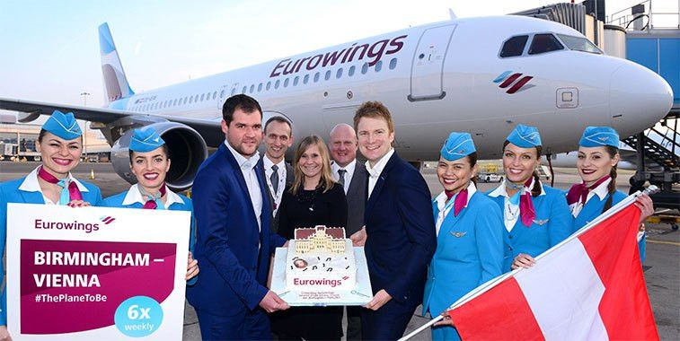 Eurowings starts seven S17 services from four German and two ...