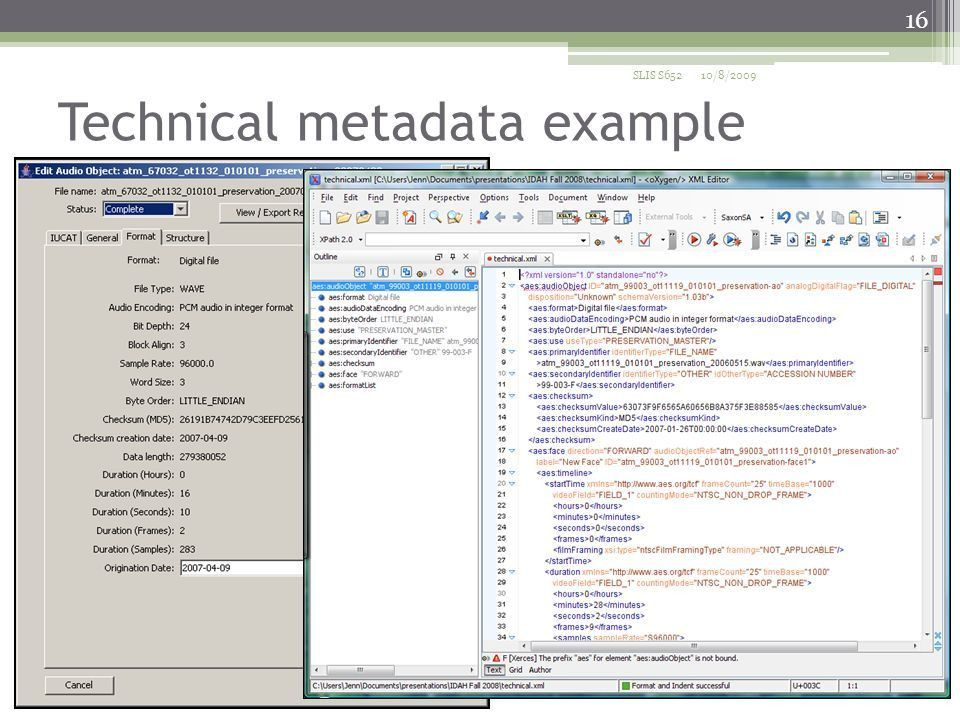 Introduction to metadata - ppt download