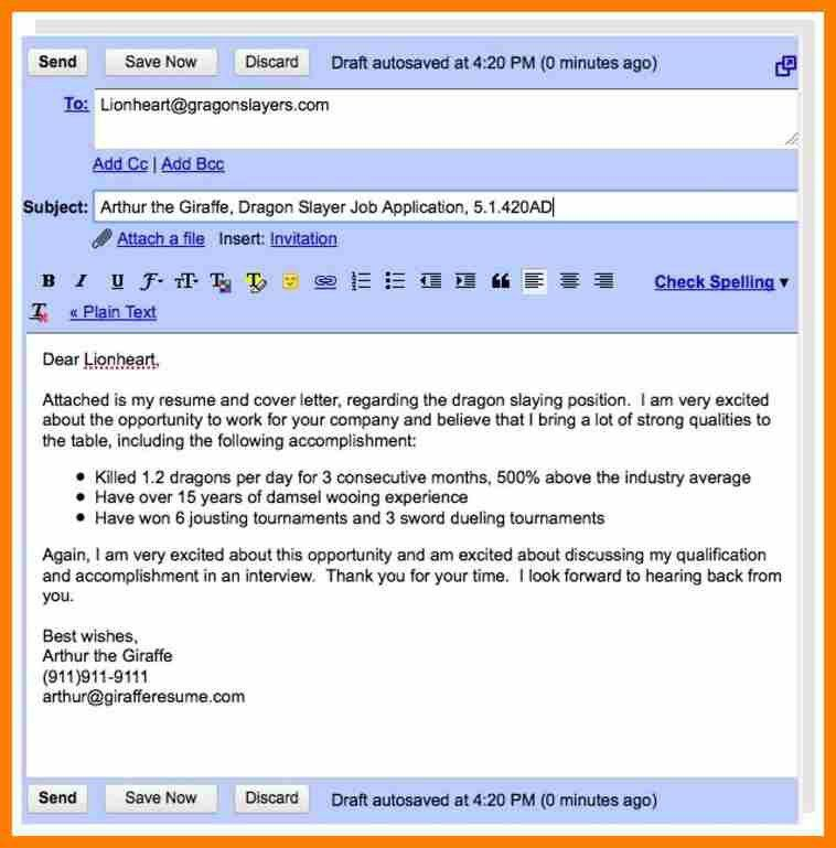resume email format new resume cover letter email format 24 in
