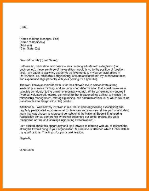 6+ cv cover letter example pdf | science-resume