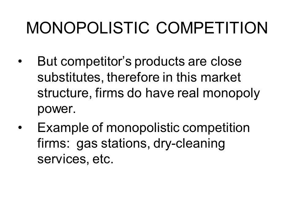 MONOPOLISTIC COMPETITION, OLIGOPOLY, & GAME THEORY - ppt download