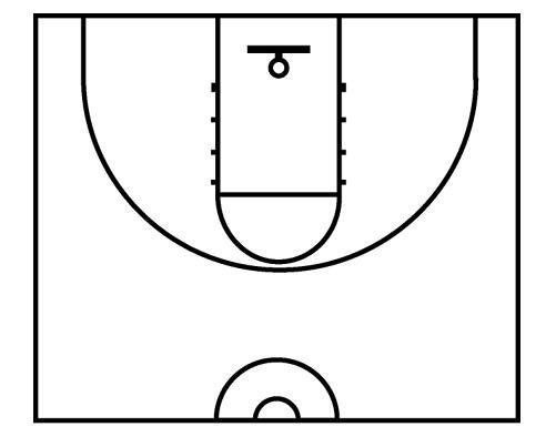 Basketball Playbook Template   Best Template Examples
