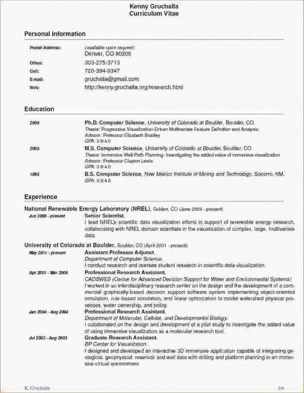 cover letter computer science resume template computer science ...