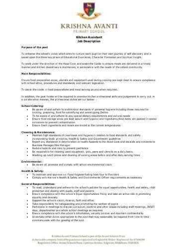100+ [ Dining Room Supervisor Job Description ] | Unforgettable ...