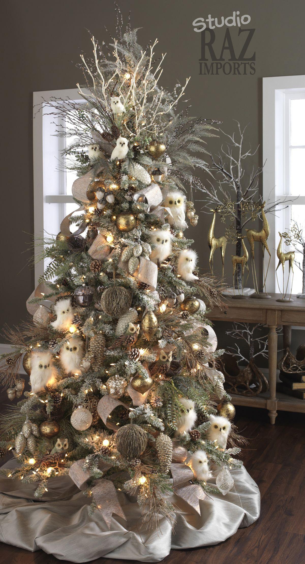 29 Farmhouse Christmas Trees Ideas Farmhouse Christmas Christmas Decorations Rustic Christmas