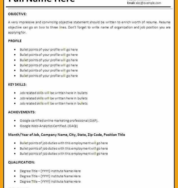 Bold Inspiration Make Your Own Resume 11 6 How To - Resume Example