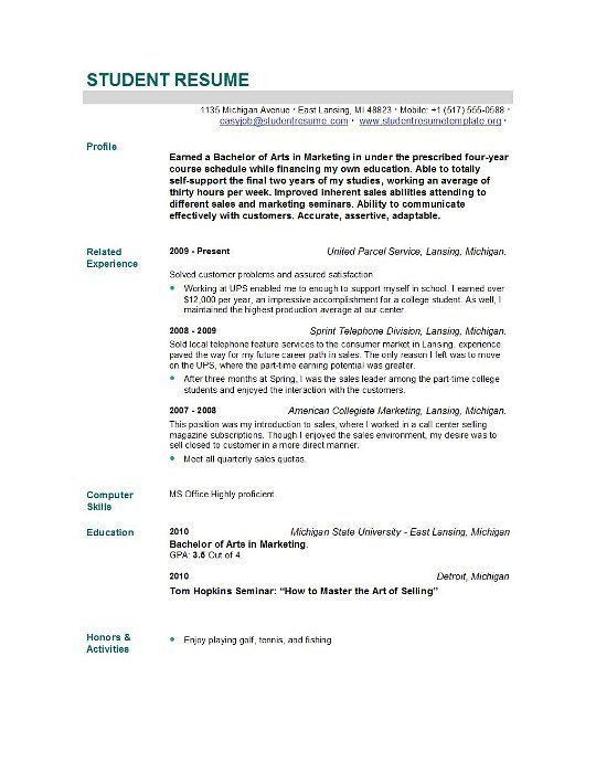 7 best resumes images on Pinterest | Registered nurse resume ...