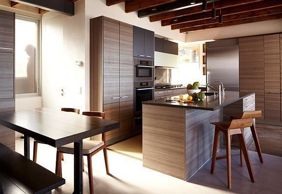 Sample of Open Kitchen Designs : Best Small Space Open Kitchen ...