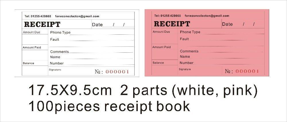Online Get Cheap Custom Receipt Book -Aliexpress.com | Alibaba Group