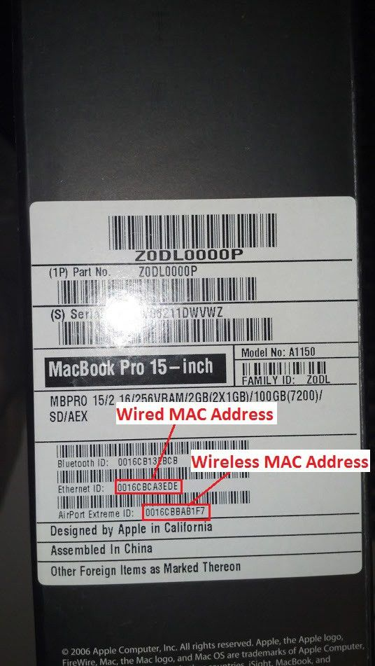 Property Management: Getting MAC Address From Various Sources ...